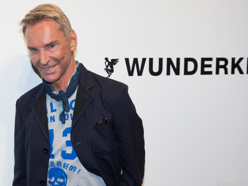 Wolfgang Joop wird Kollektion zeigen