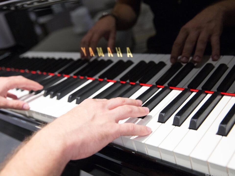 Auch ohne Vernetzung lässt sich das Yamaha Disklavier ganz normal spielen klavier