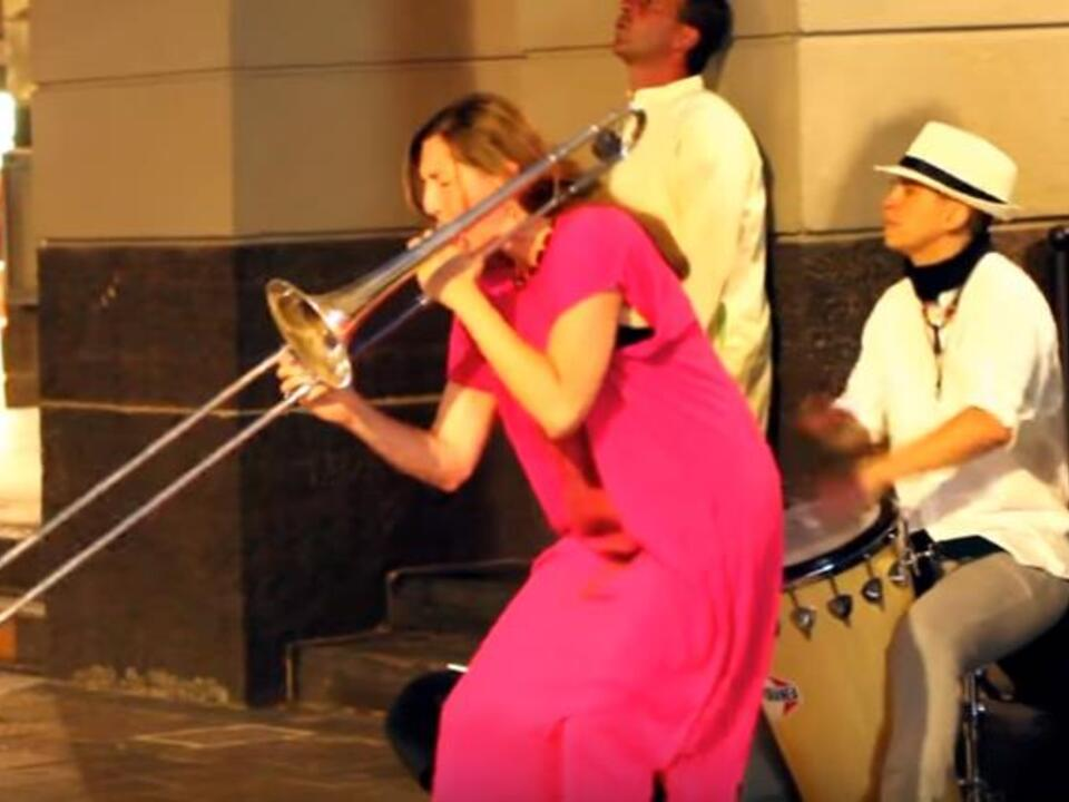 yt-Münchner Express Brass Band