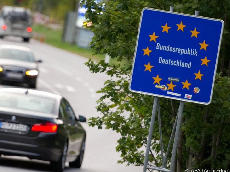 Zurückweisungen durch die deutsche Bundespolizei nach Österreich