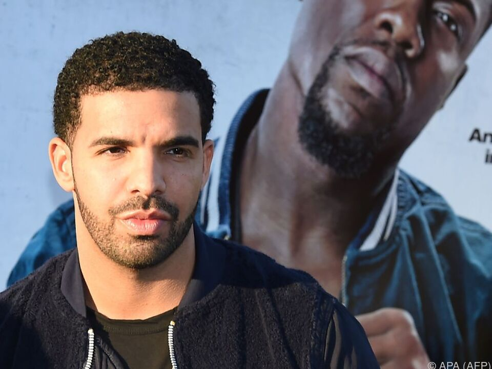 13 ist Drakes Glückszahl