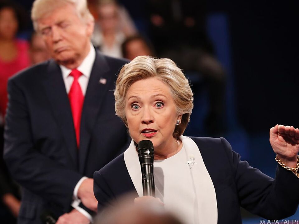 18 Prozent sind gegen beide Kandidaten