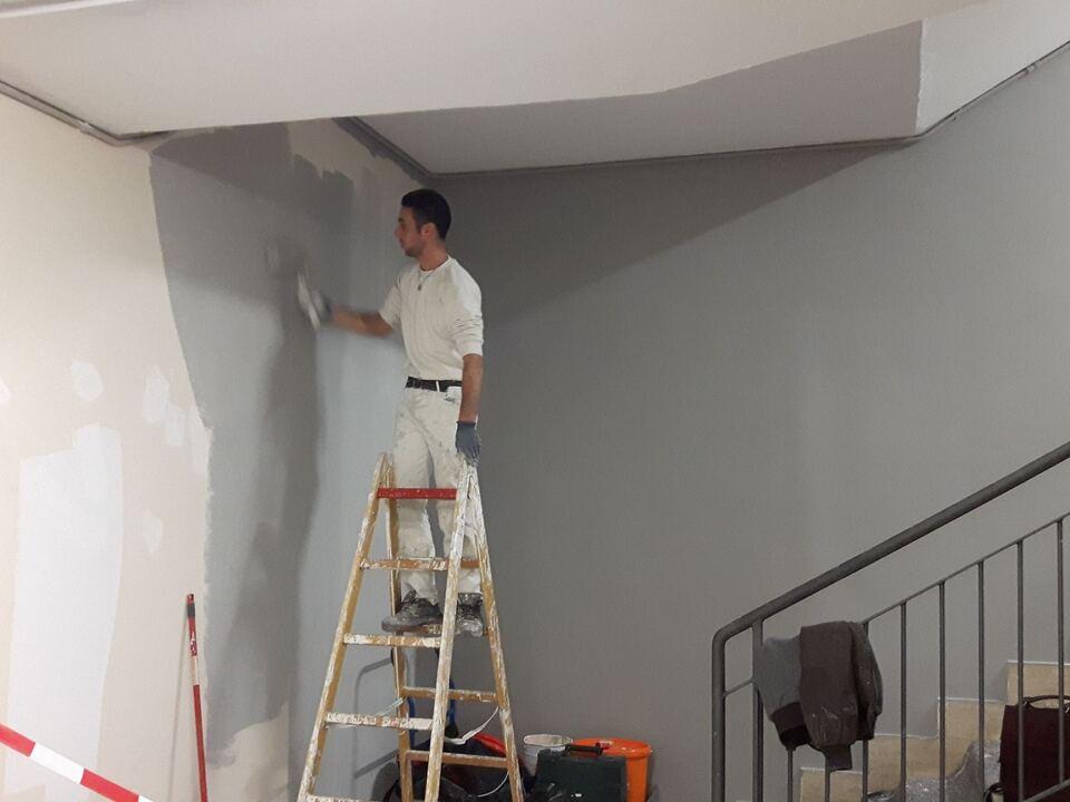 Maler Malerarbeiten