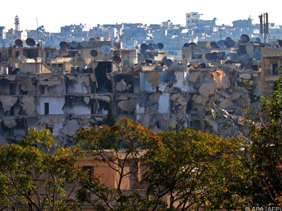 Aleppo: Die Hölle auf Erden