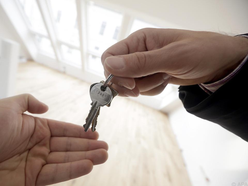 An leistbaren Wohnungen mangelt es