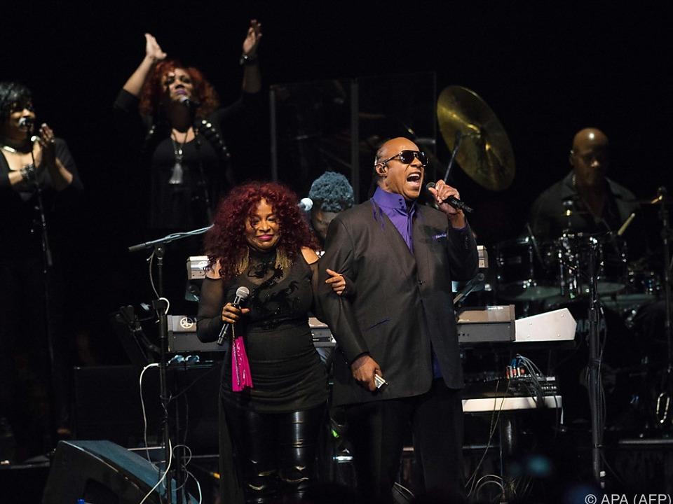 Auch Chaka Khan und Stevie Wonder würdigten Prince