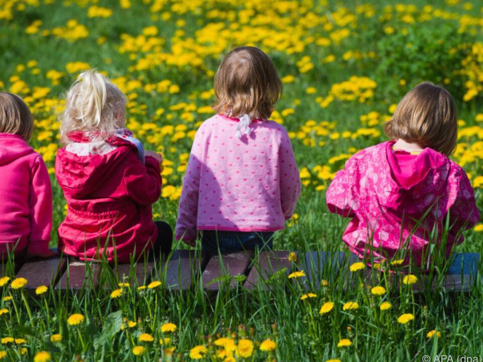 Auch Kinder leiden an chronischem Rheuma