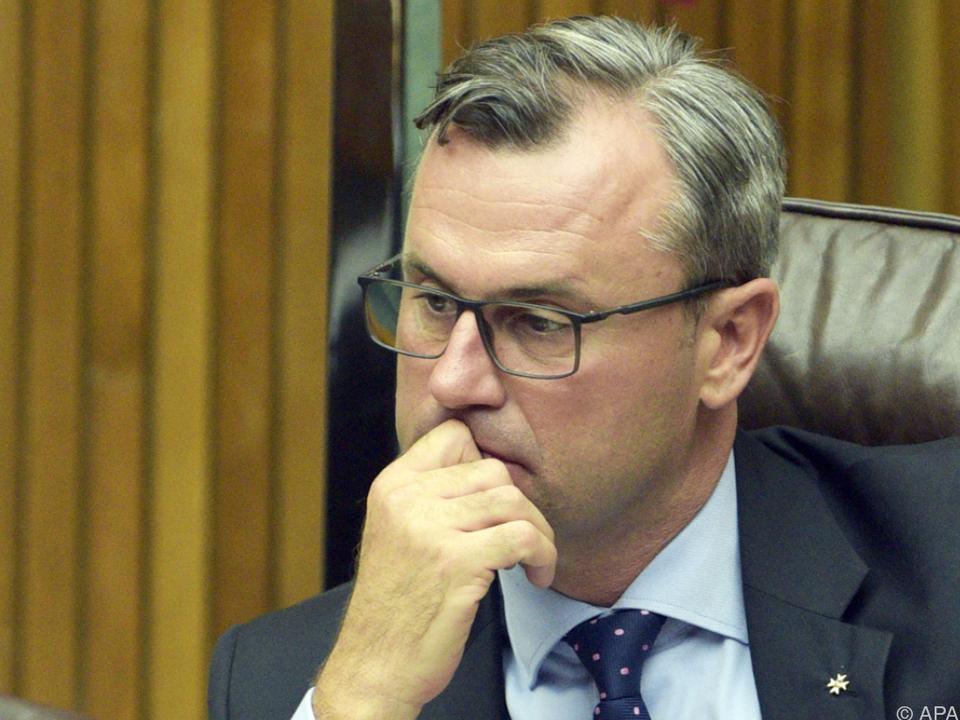 Auf den FPÖ-Politiker wartet in Genf eine kontroverse Diskussion