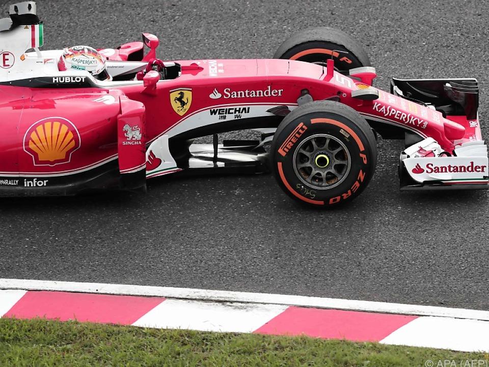 Bei Ferrari geht derzeit nichts weiter