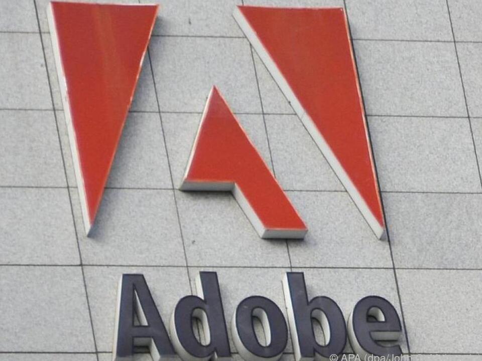 Bei mehreren Programmen von Adobe gibt es Sicherheitslücken