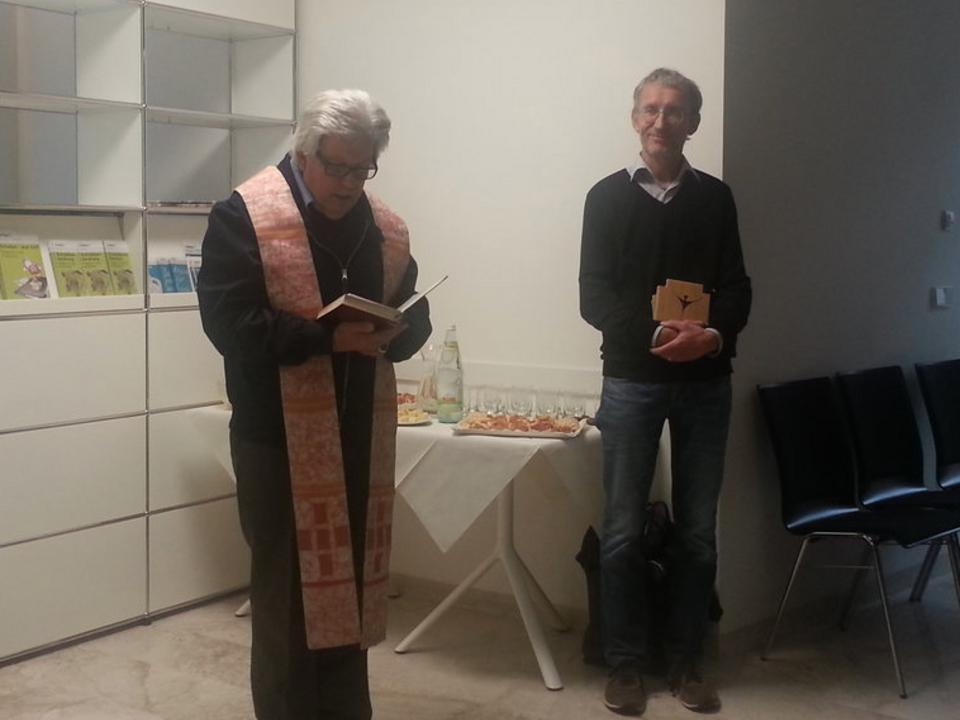 Caritas brixen einweihung