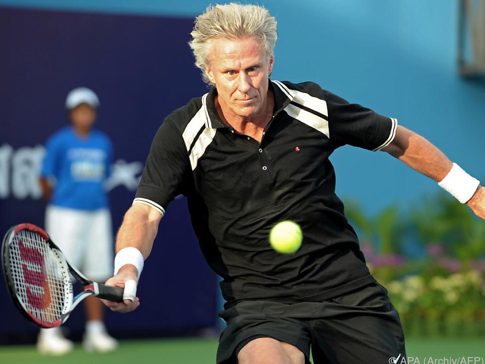 Björn Borg gilt als einer der größten Tennisspieler der Geschichte