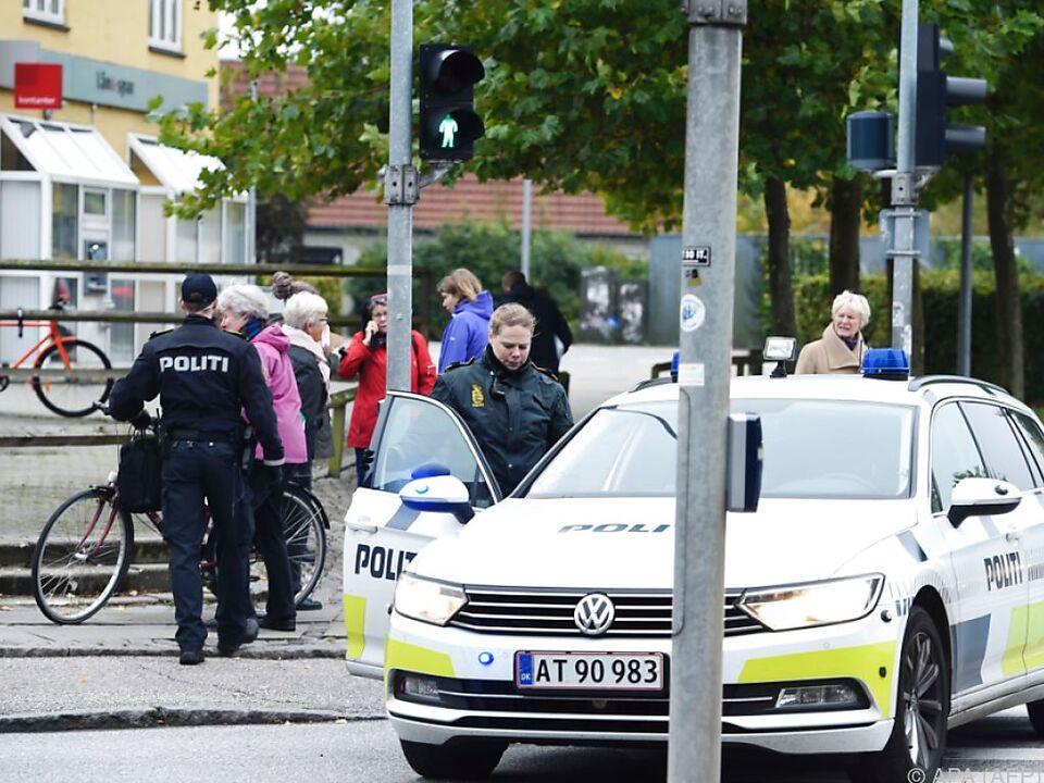 Bombendrohungen führte zu großräumigen Evakuierungen