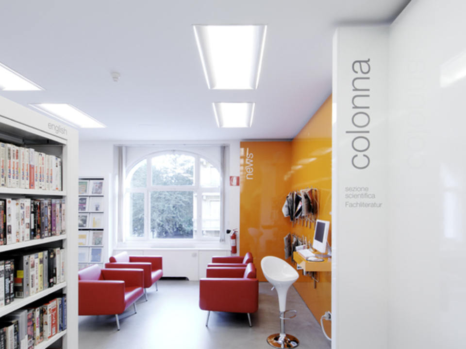 Multisprachzentrum in Bozen