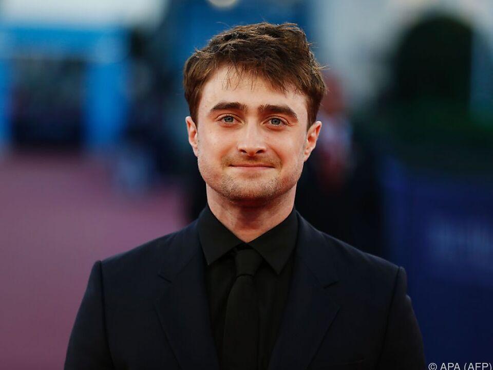 Daniel Radcliffe wurde als Harry Potter weltberühmt