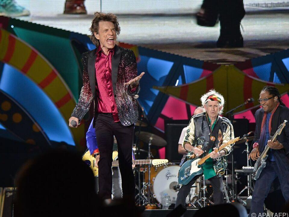 Den Rolling Stones auf der Spur