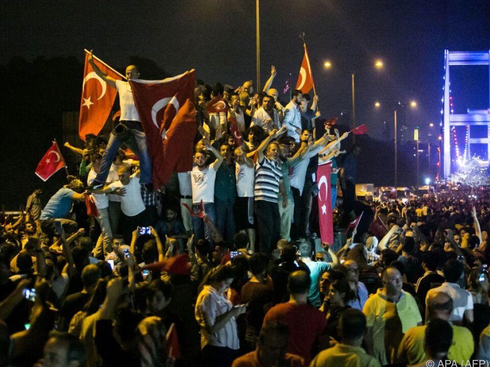 Der Ausnahmezustand gilt seit dem Putschversuch Mitte Juli