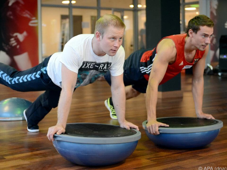Der Fitness-Boom hält an vital sport