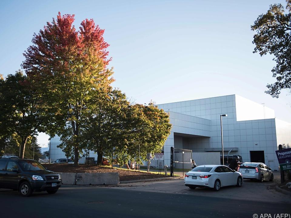 Der Studiokomplex ist 5.000 Quadratmeter groß