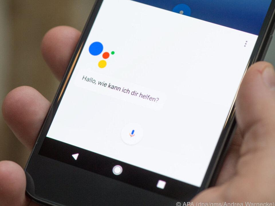 Ein wichtiges Feature des Pixel ist der Google Assistent