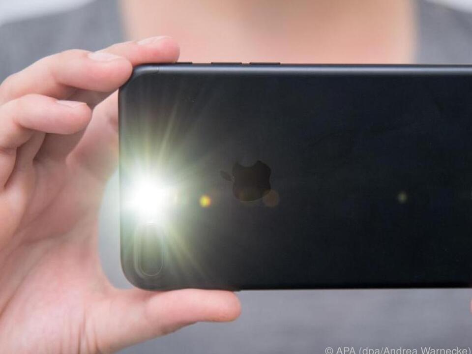 Die Kamera des neuen iPhone 7 ermöglicht auch RAW-Aufnahmen