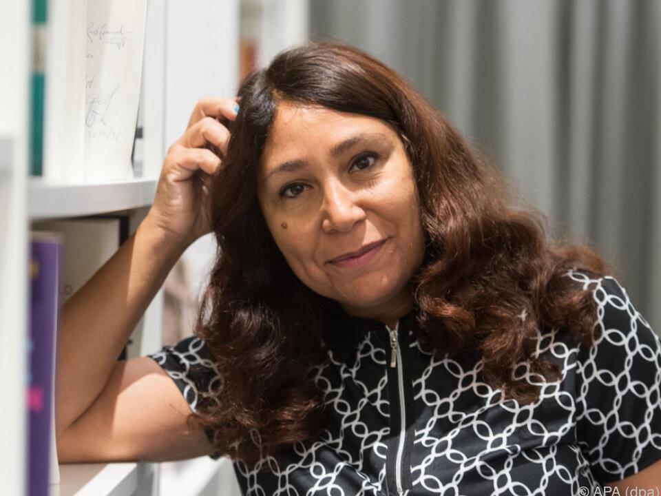 Die Regisseurin Haifaa al Mansour wird ausgezeichnet