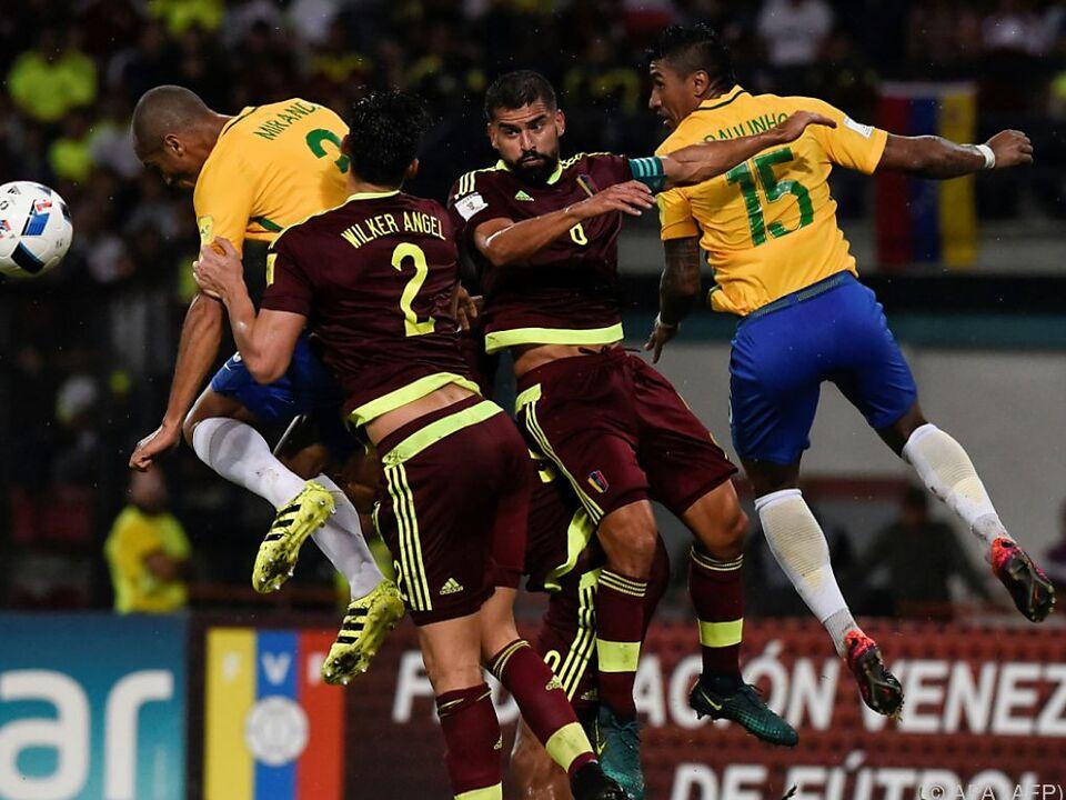 Die Selecao führt die Tabelle vor Uruguay, Ecuador und Kolumbien an