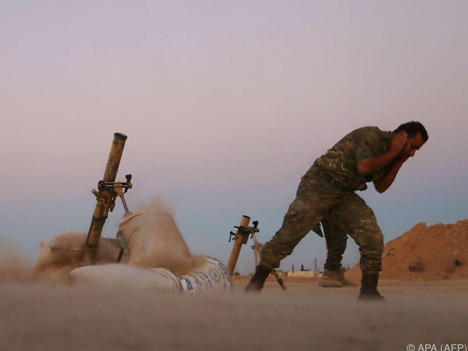 Diplomatische Bemühungen um Syrien-Krise auf Hochtouren