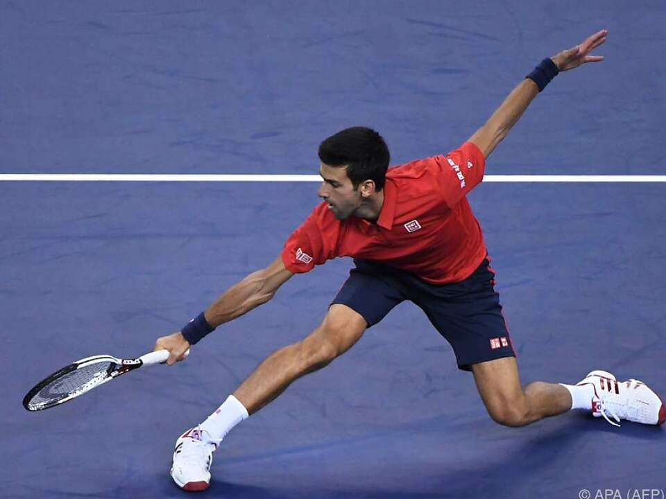 Djokovic hatte mehr Mühe als ihm lieb war