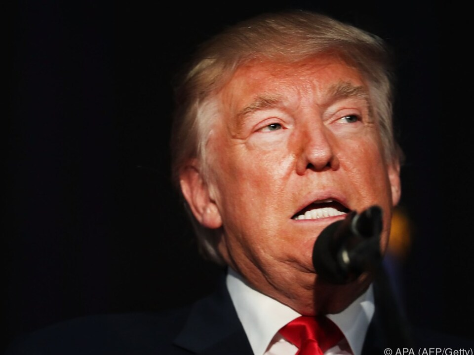 Donald Trump droht mit härterer Gangart