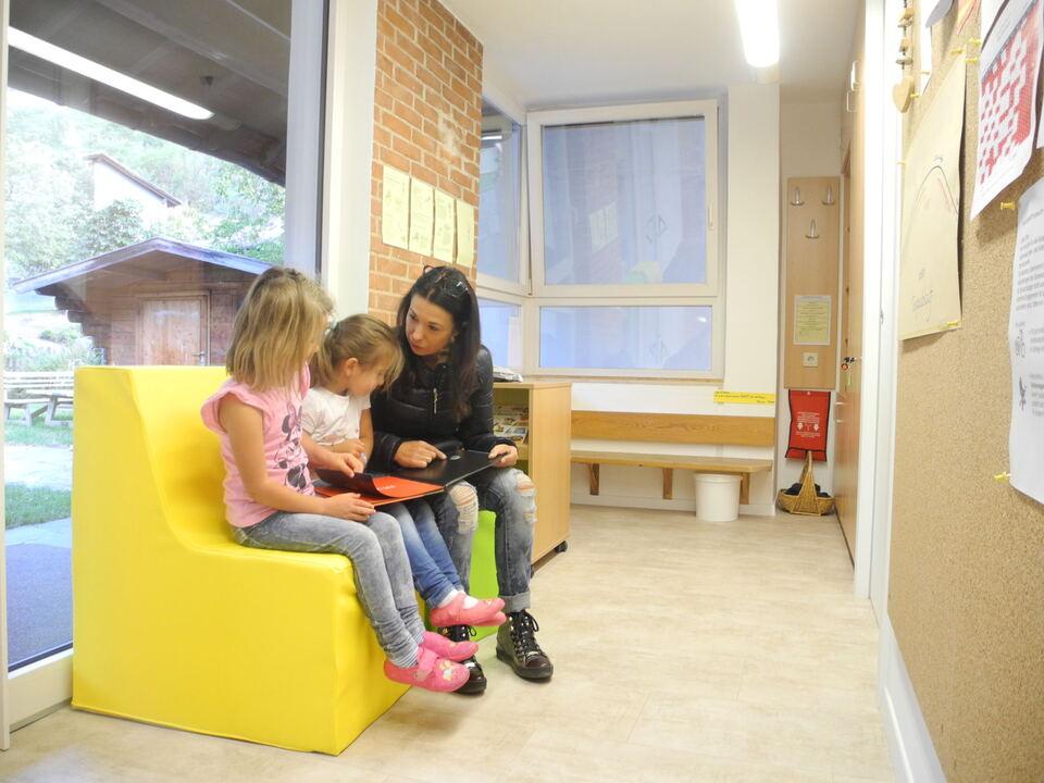 Kinder Betreuung Bildung
