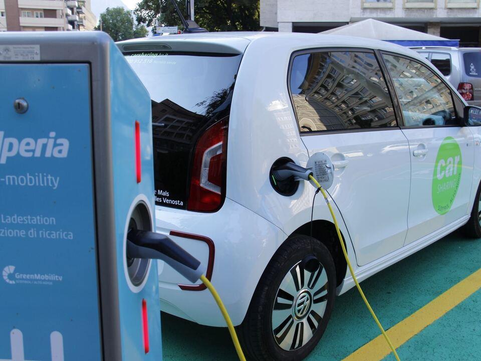 E-Auto E-car Elektroauto