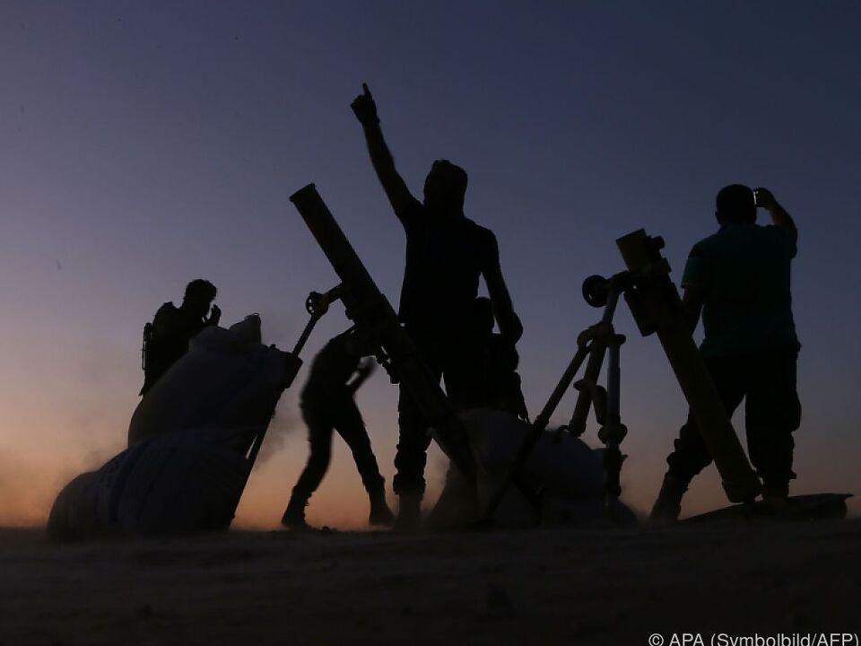 Ein Drittel der Befragten hegt starke Sympathien für den Dschihadismus