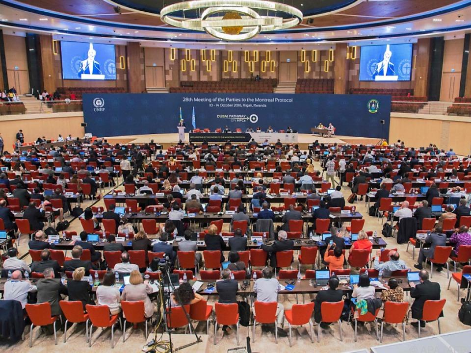 Einigung bei einem Treffen in Ruanda erzielt