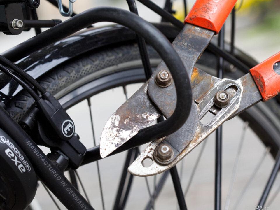 Fahrradschlösser sind nie zu 100 Prozent sicher