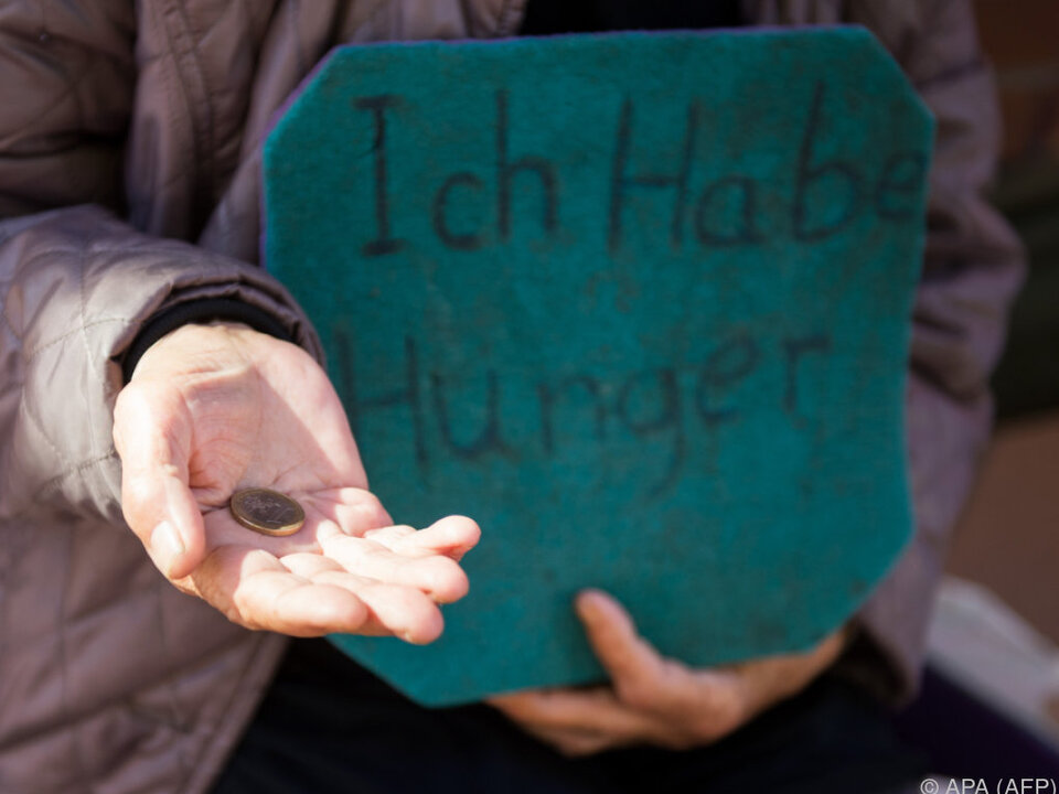 Fast 800.000.000 Menschen weltweit leiden Hunger