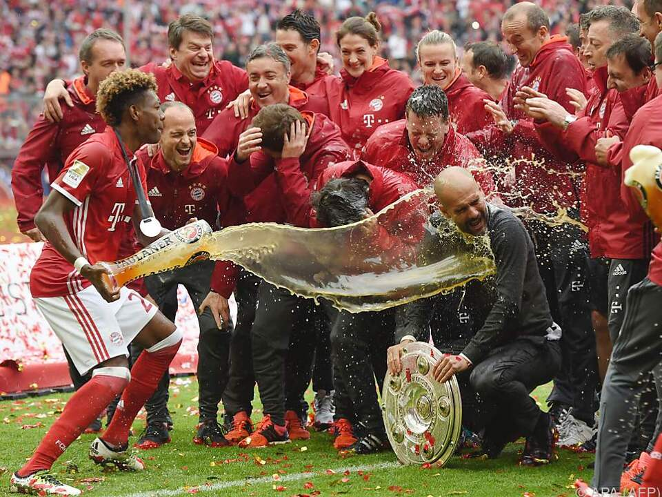 Feiern Alaba und Guardiola bald wieder gemeinsam Titel?