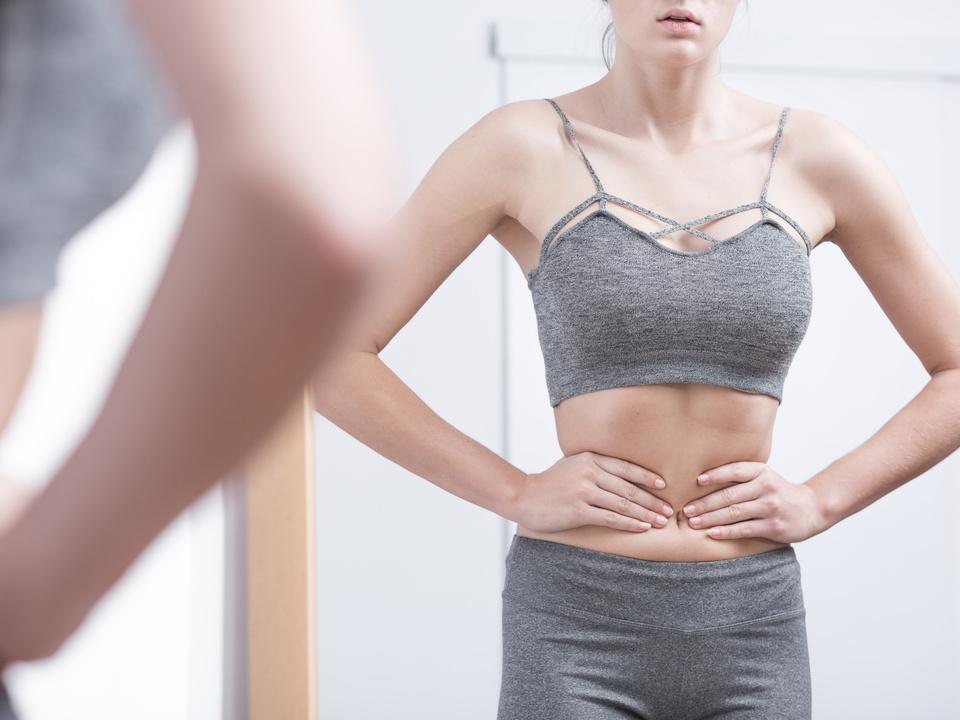 magersucht diät essstörung dünn spiegel