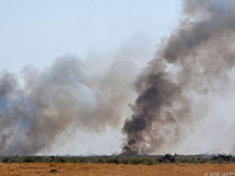 Für den Islamischen Staat wird es eng