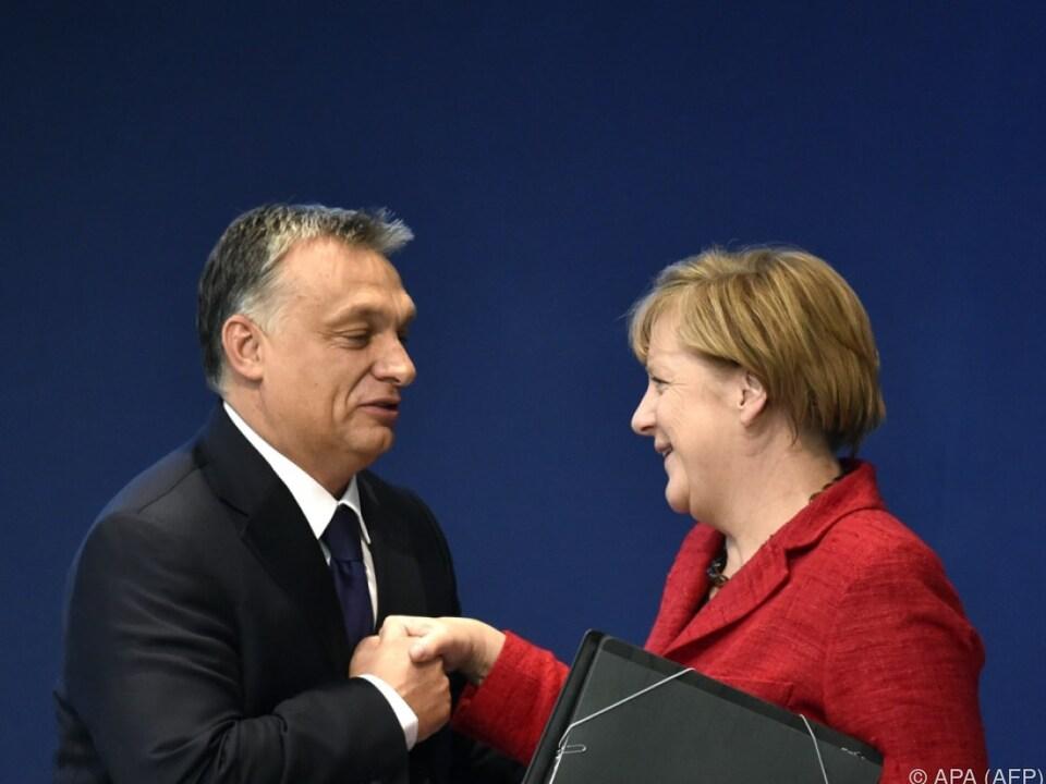 Gibt es die deutsch-ungarische Annäherung?