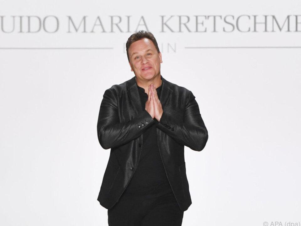 Guido Maria Kretschmer ist gerührt