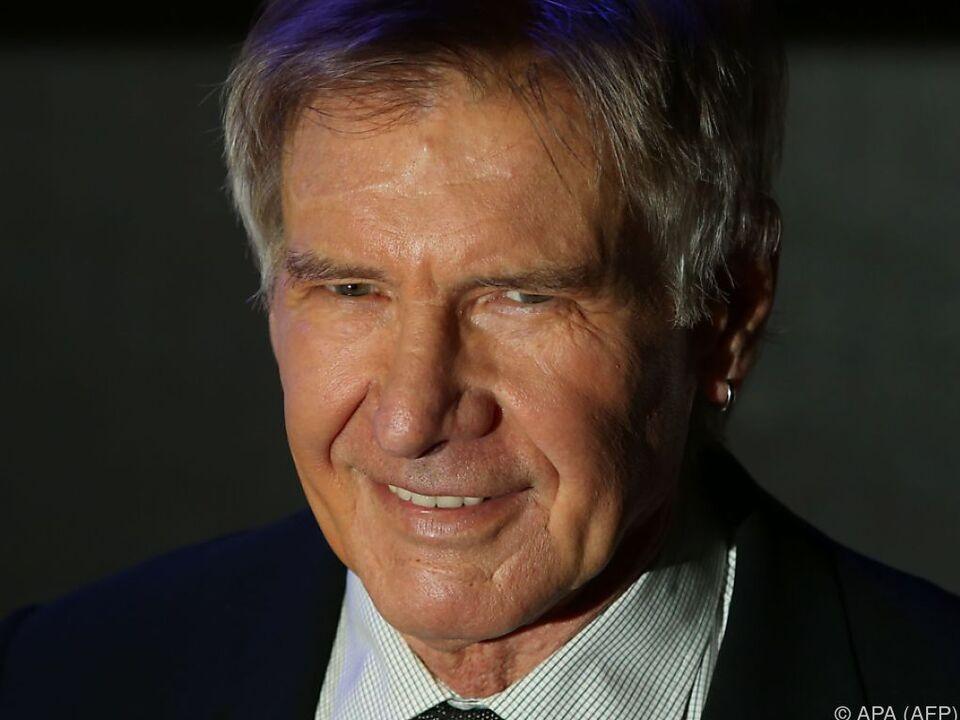 Harrison Ford: Die Macht ist mit ihm