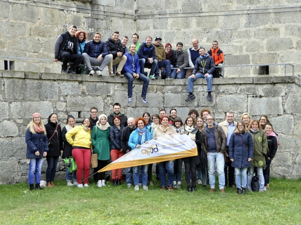 Herbsttagung der Jugenddienste in der Festung Franzensfeste