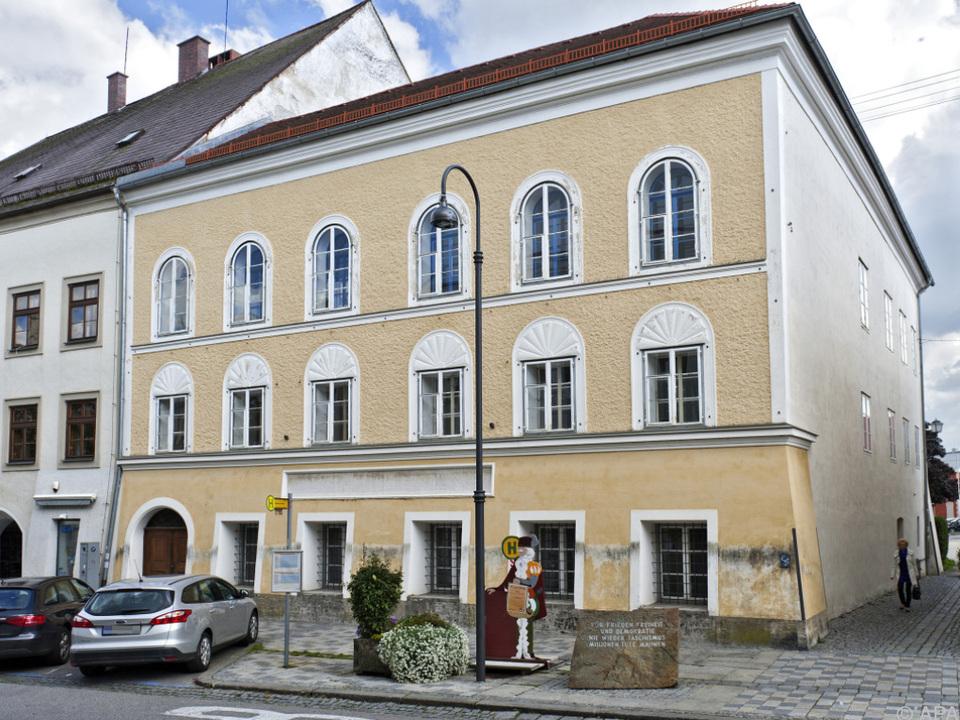 Hitlers Geburtshaus soll keine Pilgerstätte für Neonazis werden können