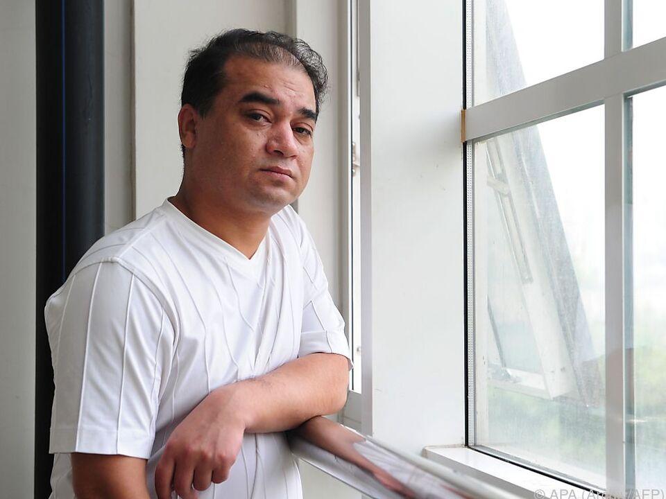 Ilham Tohti sitzt derzeit im Gefängnis