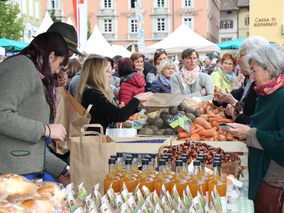 Erntedankfest Bauernmarkt