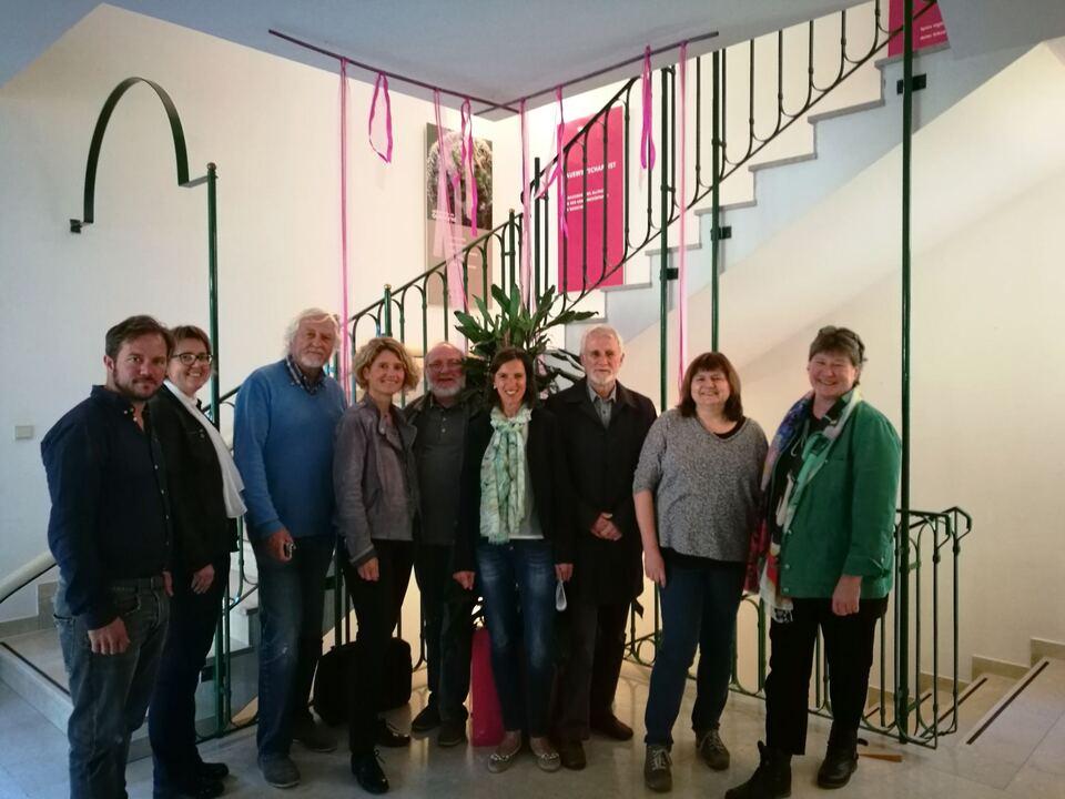 Fachschule Neumarkt cof delegation