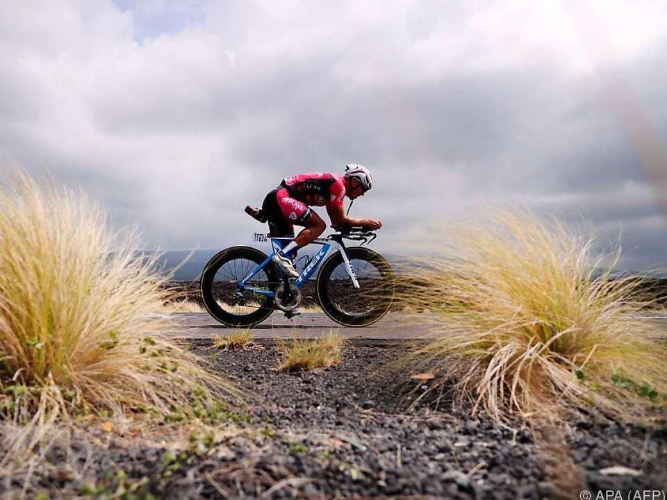 Ironman auf Hawaii zählt zu den härtesten Prüfungen