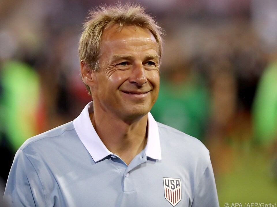 Jürgen Klinsmann reist mit seinen US-Boys nach Kuba