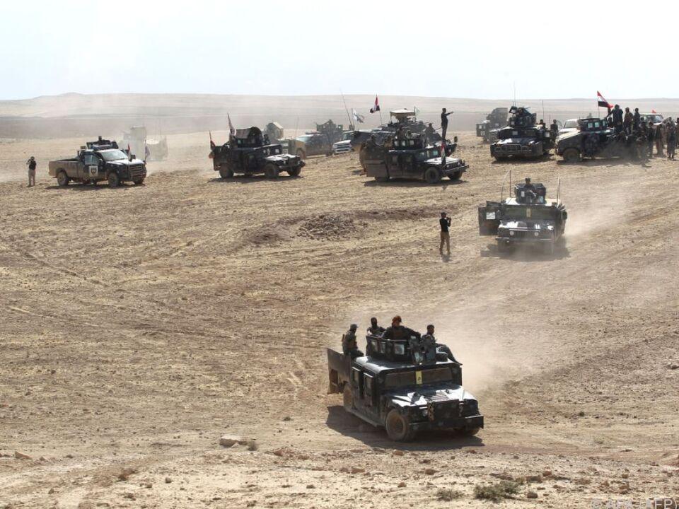 Kampf um Mosul dauert an
